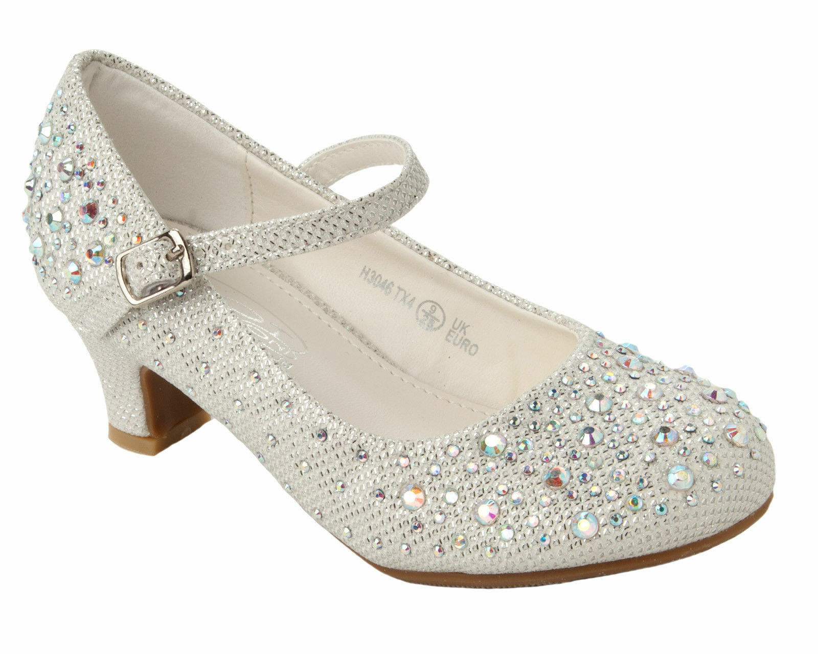 Rainbow Club's cute flower girl and bridesmaid shoes features sparkly pumps, delicate flower blossoms, lace bar shoes and traditional satin shoes. Did you know our 'Abigail' ballet pumps were the choice of the Duke and Duchess Royal Wedding in ?