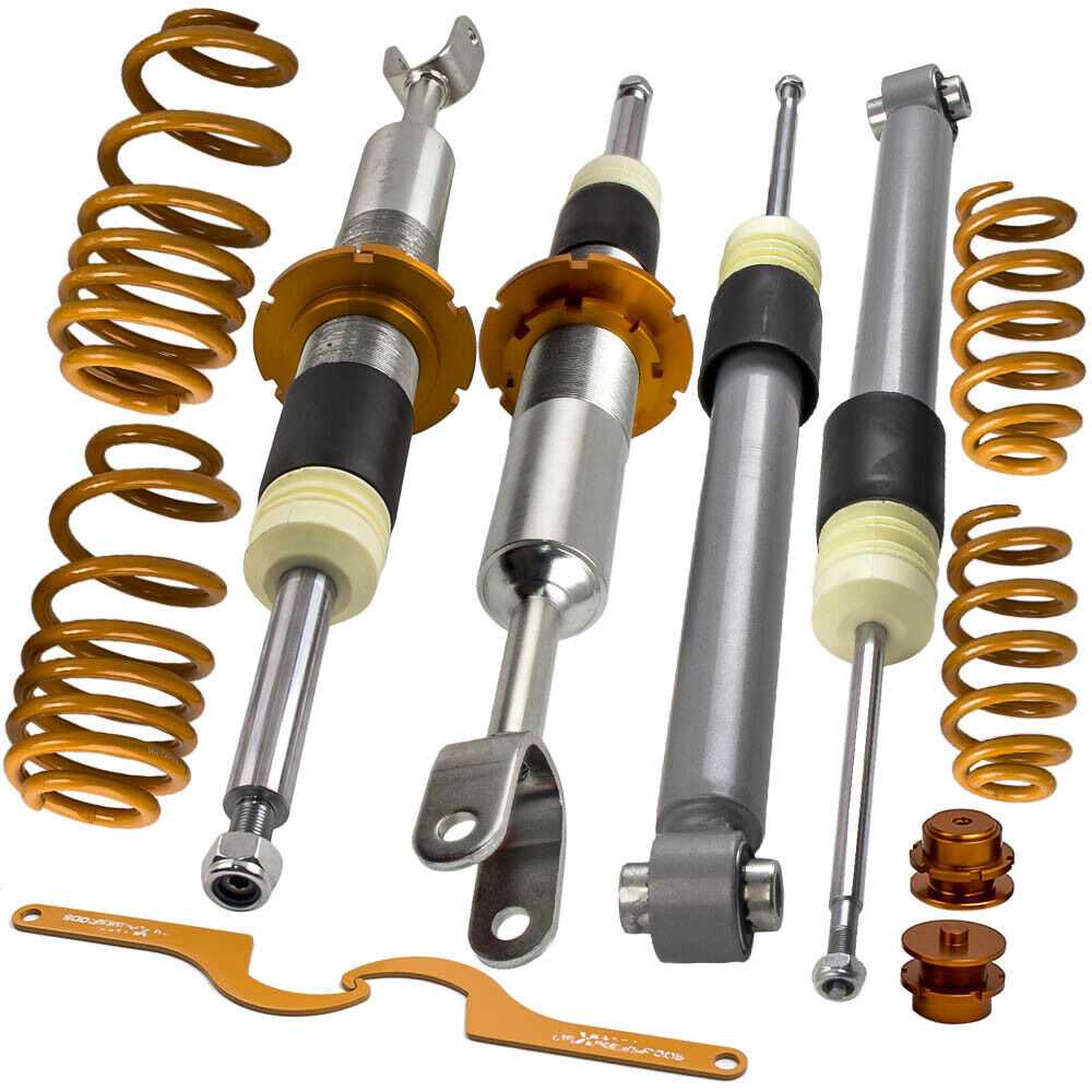 Coilovers for Audi A4 B6 B7 (8E) ALL Models 2WD/Quattro 2001-2008 Shock  Absorber • $297 78