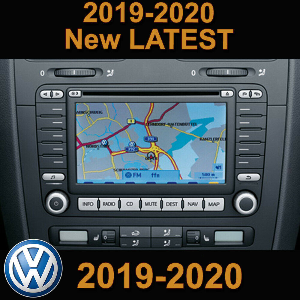 volkswagen satnav disc mfd2 rns2 dvd 2018 ex v vx touareg. Black Bedroom Furniture Sets. Home Design Ideas