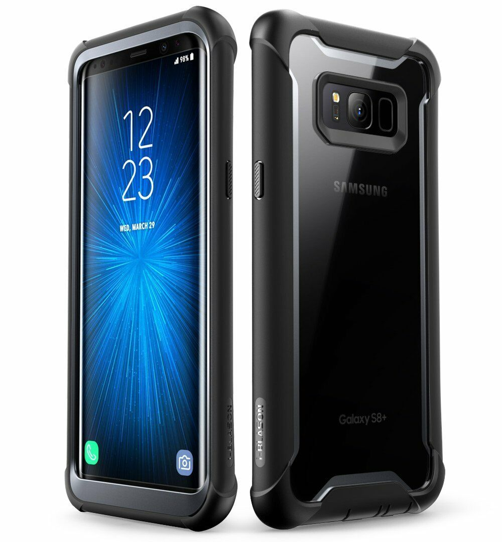 samsung s8 case dual layer with screen protector military. Black Bedroom Furniture Sets. Home Design Ideas