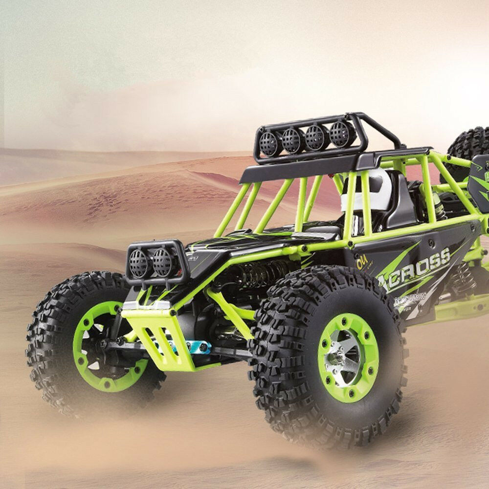 rc auto buggy allrad 50 km h monster truck 1 12 2. Black Bedroom Furniture Sets. Home Design Ideas