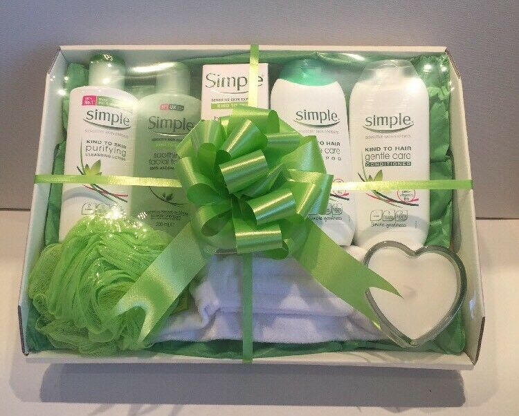 Birthday Gift Basket Hamper For Her Ladies Idea Mum Sister Wife Auntie 1 Of 2FREE Shipping