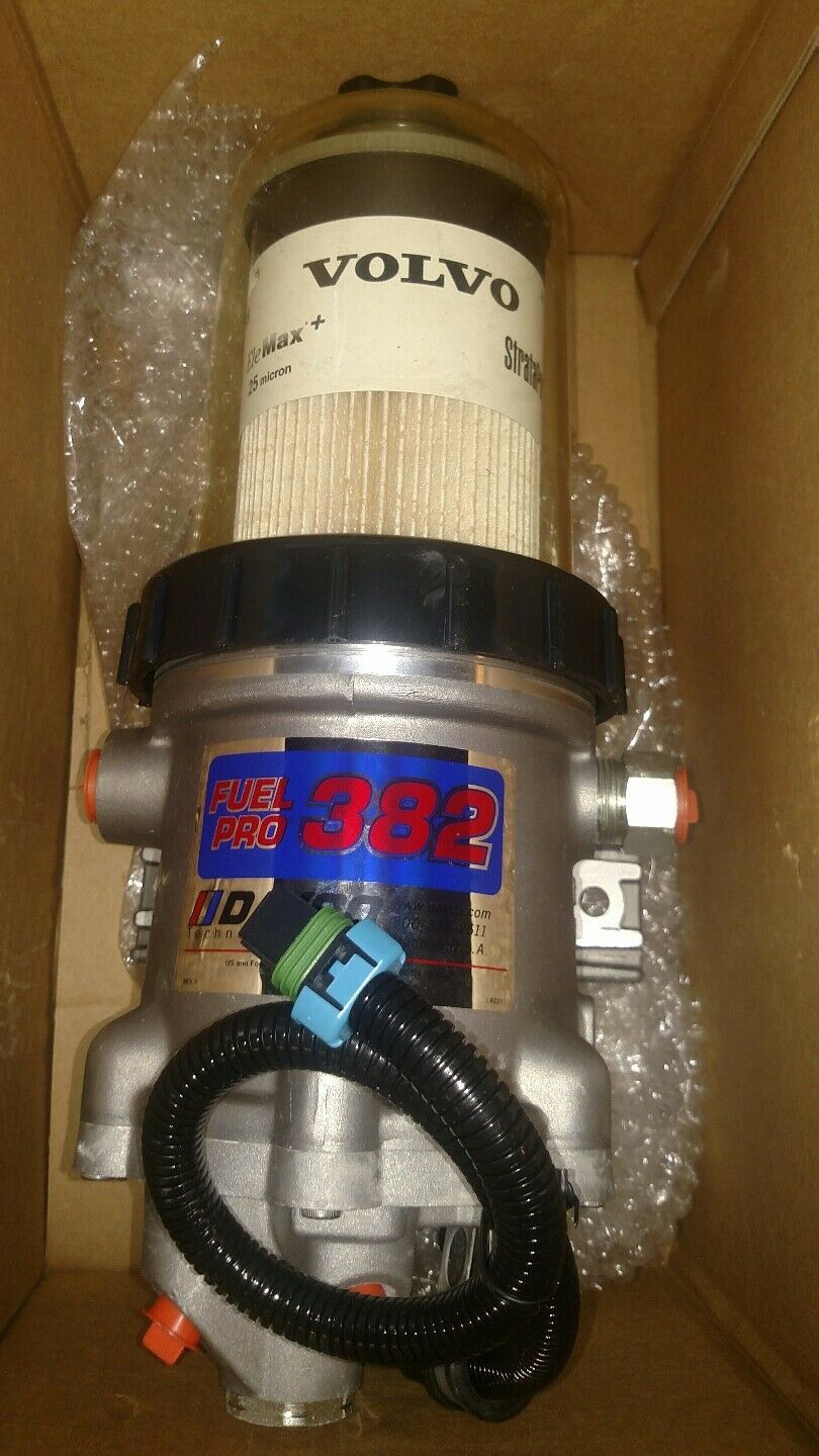 Volvo Fuel Filter Housing 22188808 51999 Picclick Baldwin 1 Of 2only Available
