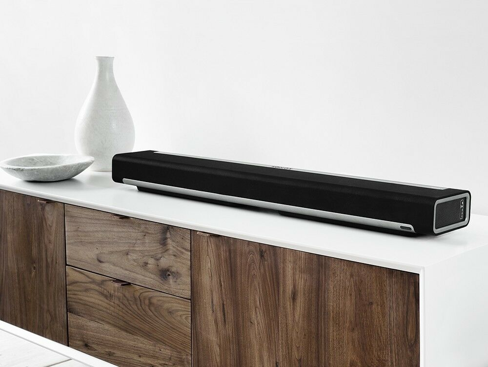 sonos playbar soundbar alexa echo wlan sw neu ovp. Black Bedroom Furniture Sets. Home Design Ideas