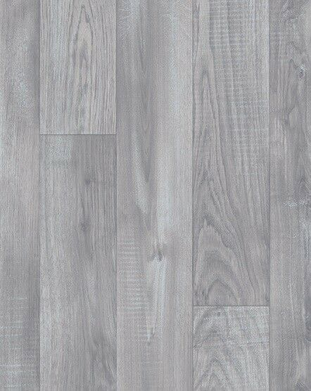 Modern Living Alba 793 Grey Wood Effect Vinyl Flooring Any Size 2m