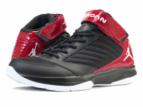 online store 5bc36 300dc Nike 848786 Air Jordan BCT Mid 3 Men s Black Red Basketball Shoes Sneakers  11.5 1 of 1Only 1 available ...