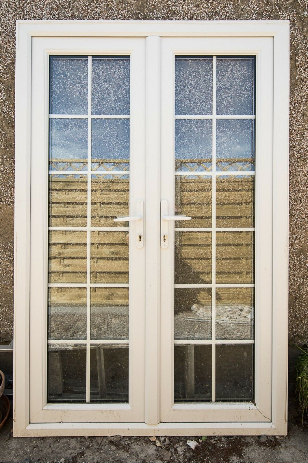 UPVC Double Glazed French Doors   Patio Doors   Used 1 Of 1 See More