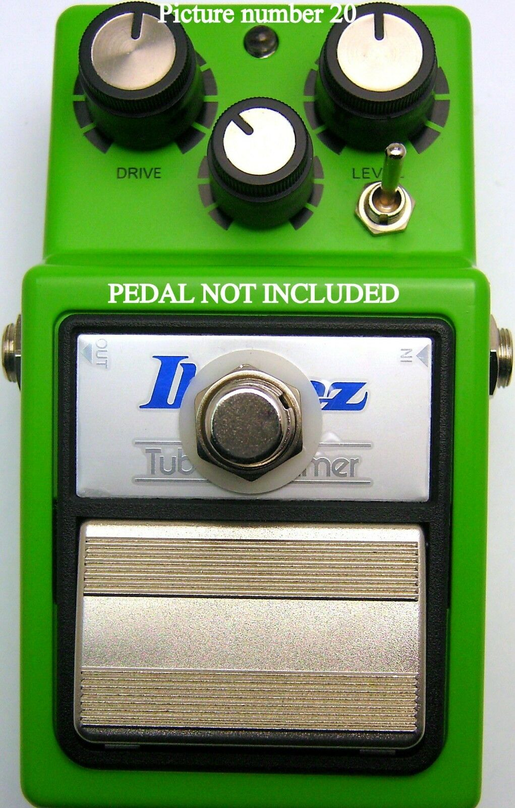 Ibanez TS-9 to TS808 with HOT Switch & True Bypass DIY Mod Kit for Your  pedal • £18 99