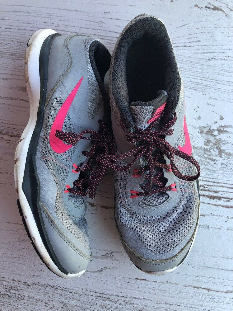 b8b1f820d68f NIKE size 6.5 Womens FLEX TRAINER 5 fitness cross training shoes 724858-017  1 of 11Only 1 available ...