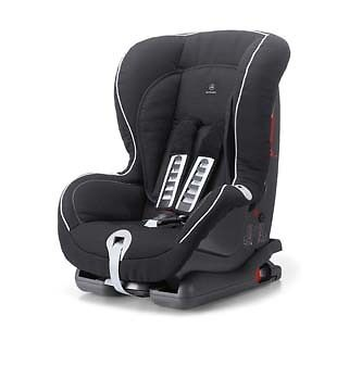 mercedes benz duo childs seat with air bag recognition. Black Bedroom Furniture Sets. Home Design Ideas