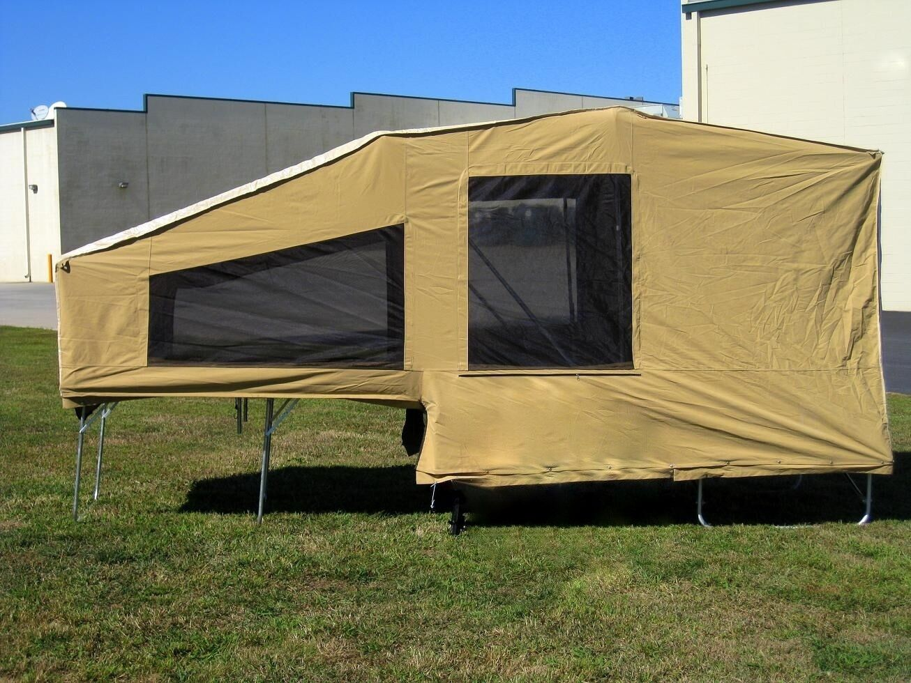 2013 Motorcycle Camping Trailer Pull Behind Camper Tow