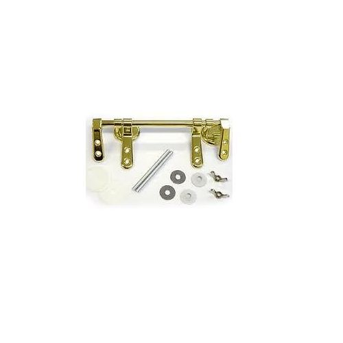 Toilet Seat Bar Hinge Pack Gold By Euroshowers Sp6 PicClick UK