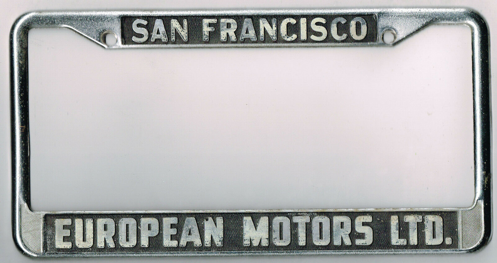 rare san francisco california european motors ltd vintage
