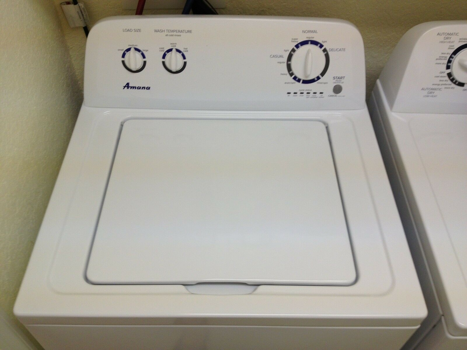 Amana Washer And Dryer Set Images. Kenmore 70 Series Washer Repair ...