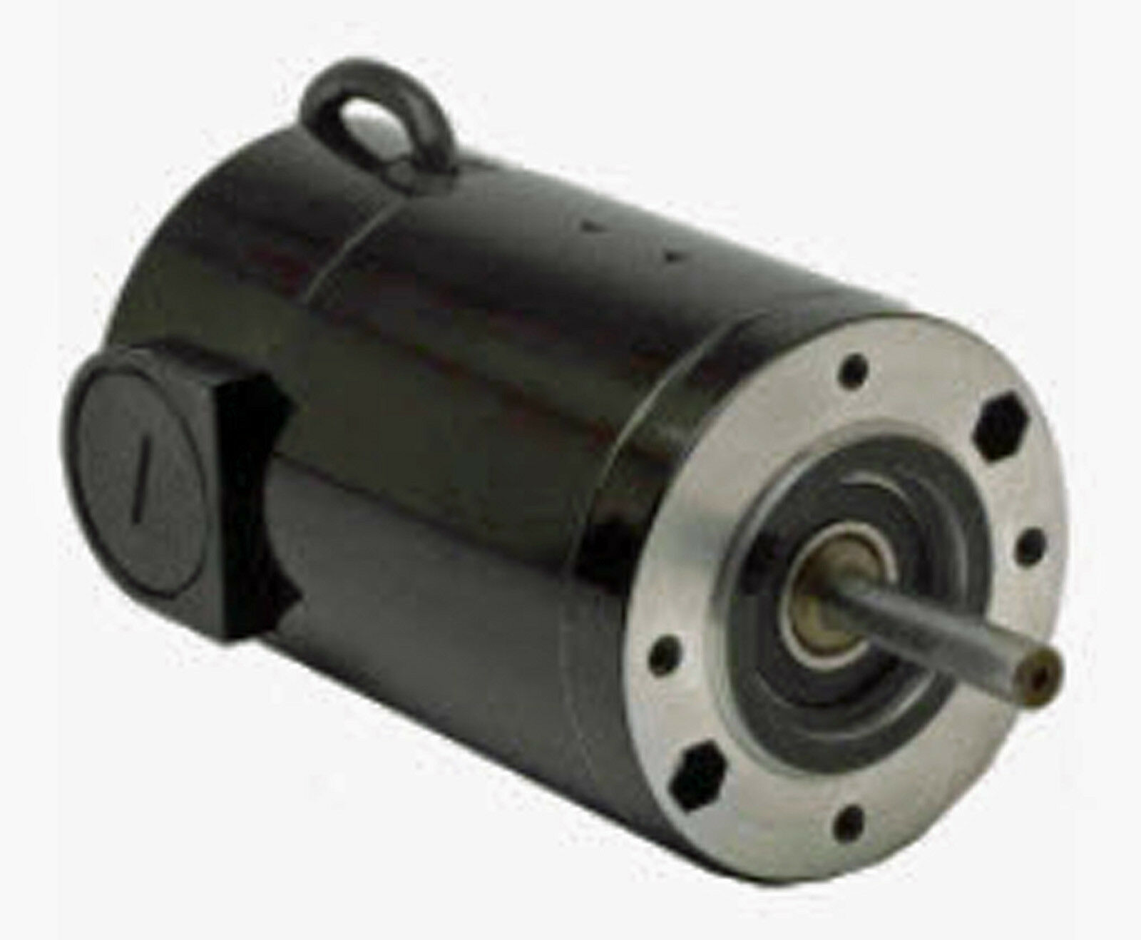 Bodine Electric Permanent Magnet Dc Motor Model 6034