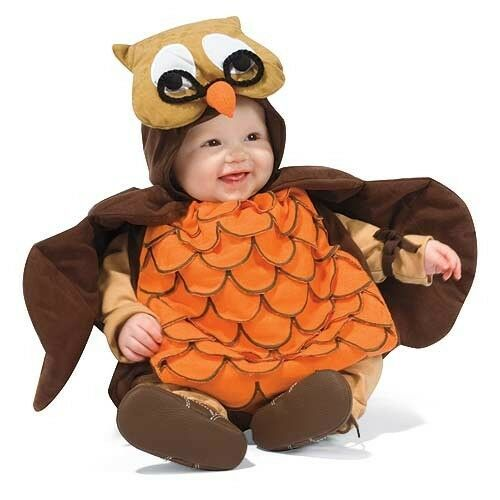 nwts mullins square kids infant owl halloween costume 1 of 1only 3 available see more