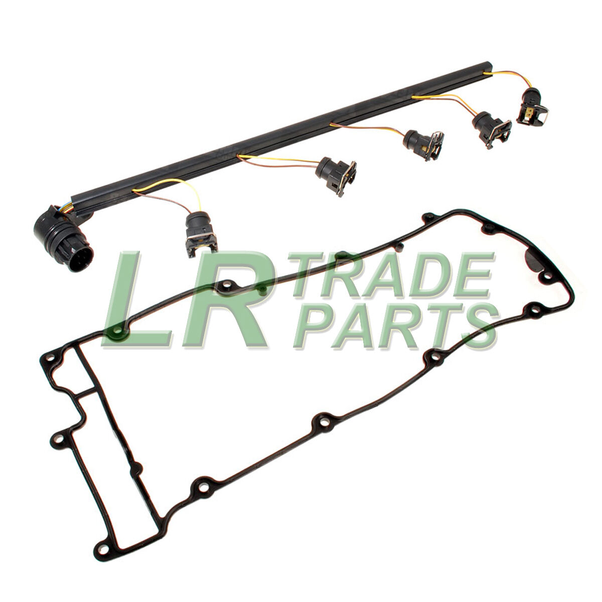 Land Rover Discovery 2 Td5 Injector Wiring Harness Rocker Cover 1 Gasket 2001 Of 1free Shipping