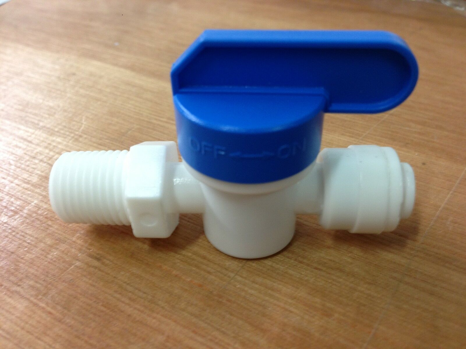 RO 1/4'' 6mm Tap for RO Pipe Auto Top Up Nitrate Phosphate Calcium Pipework