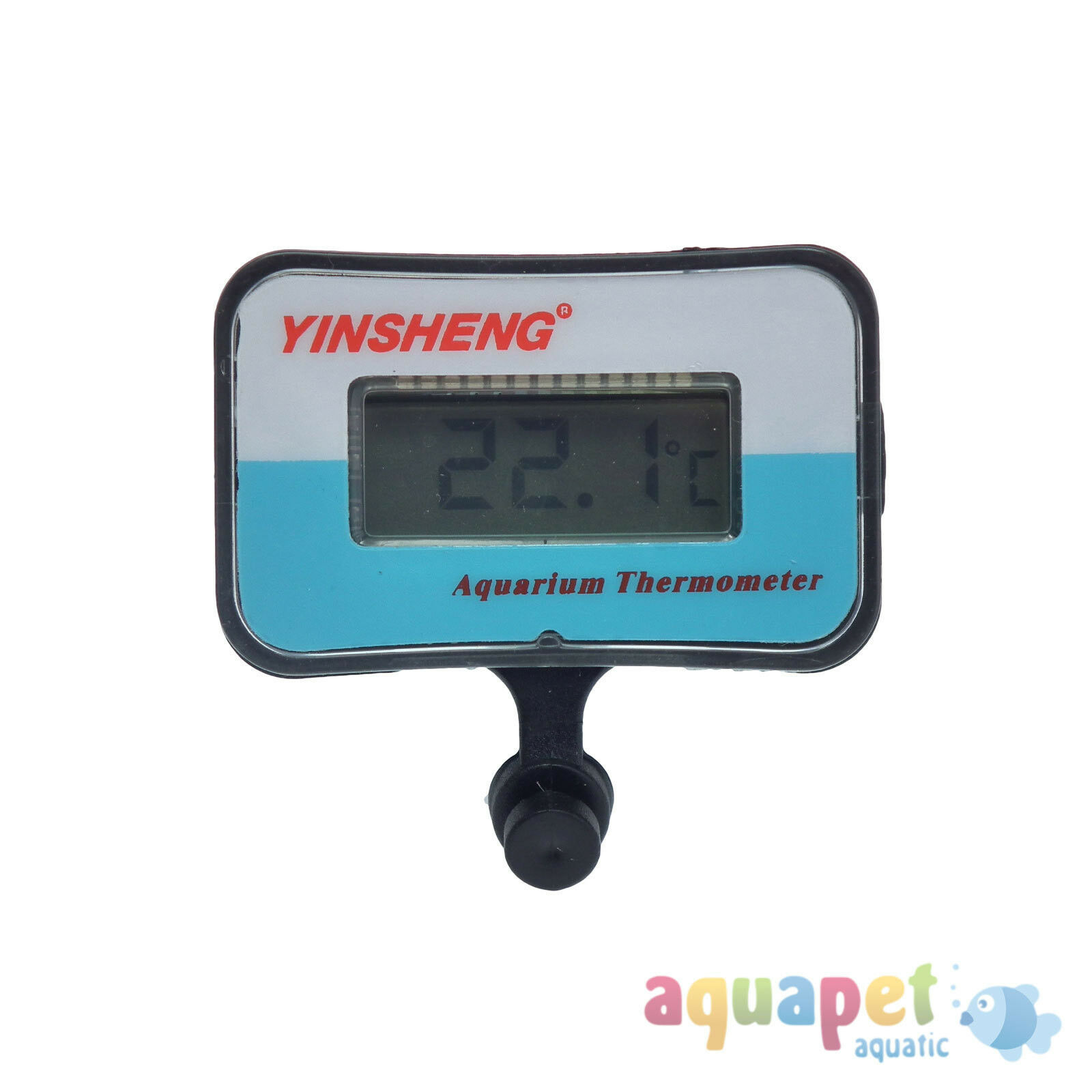 Aquarium/Fish Tank Water Submersible Digital LCD Thermometer