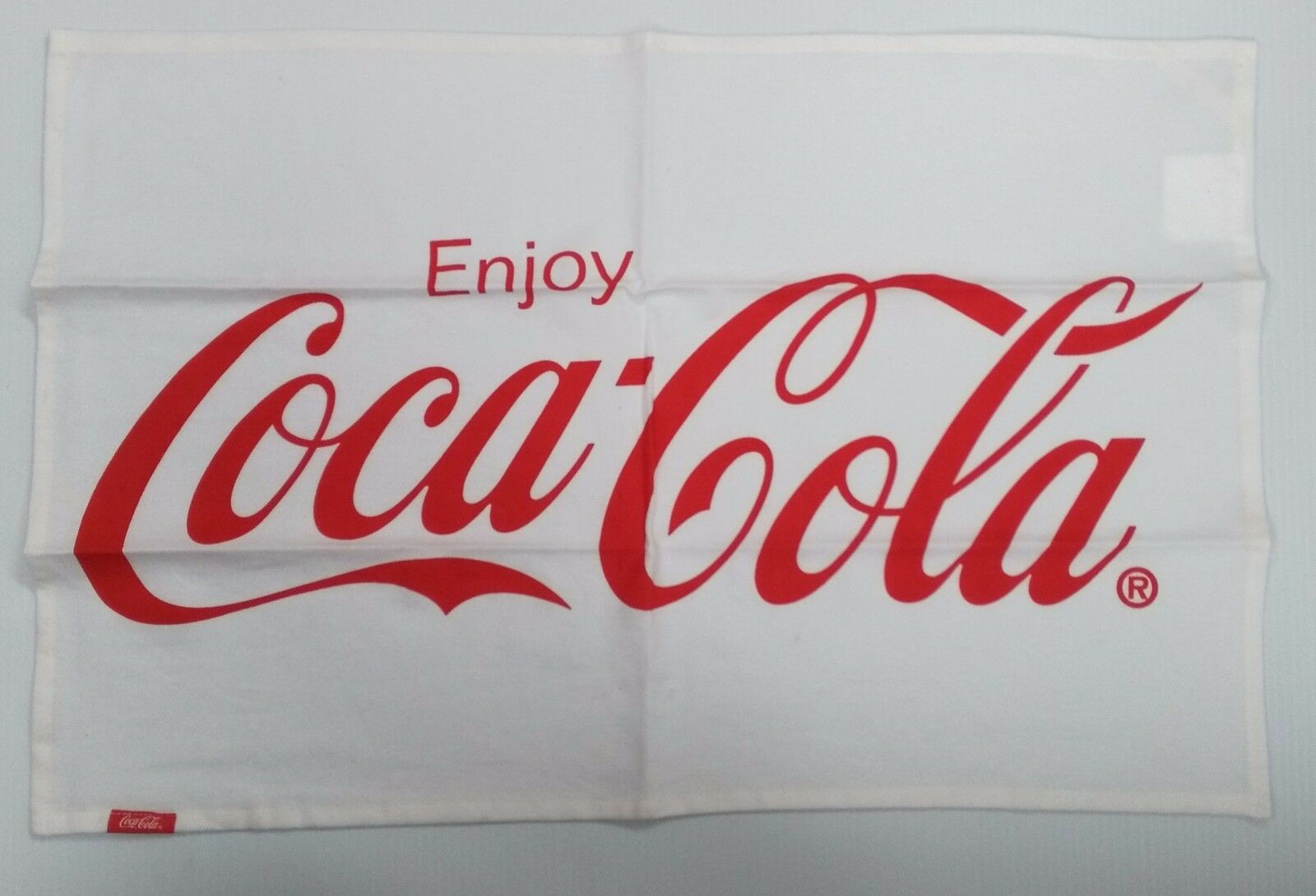 Coca Cola Dish Towel   FREE SHIPPING 1 Of 1Only 3 Available ...