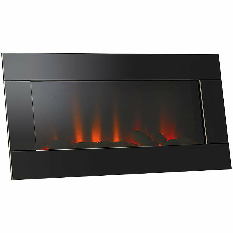led bild kaminfeuer led wandkamin mit led flammen led kamin eur 49 90 picclick de. Black Bedroom Furniture Sets. Home Design Ideas