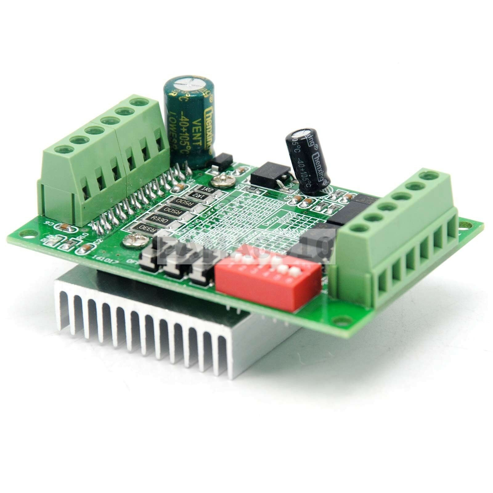 Cnc Router Single 1 Axis 3a Tb6560 Stepper Motor Driver Controller Board New Picclick