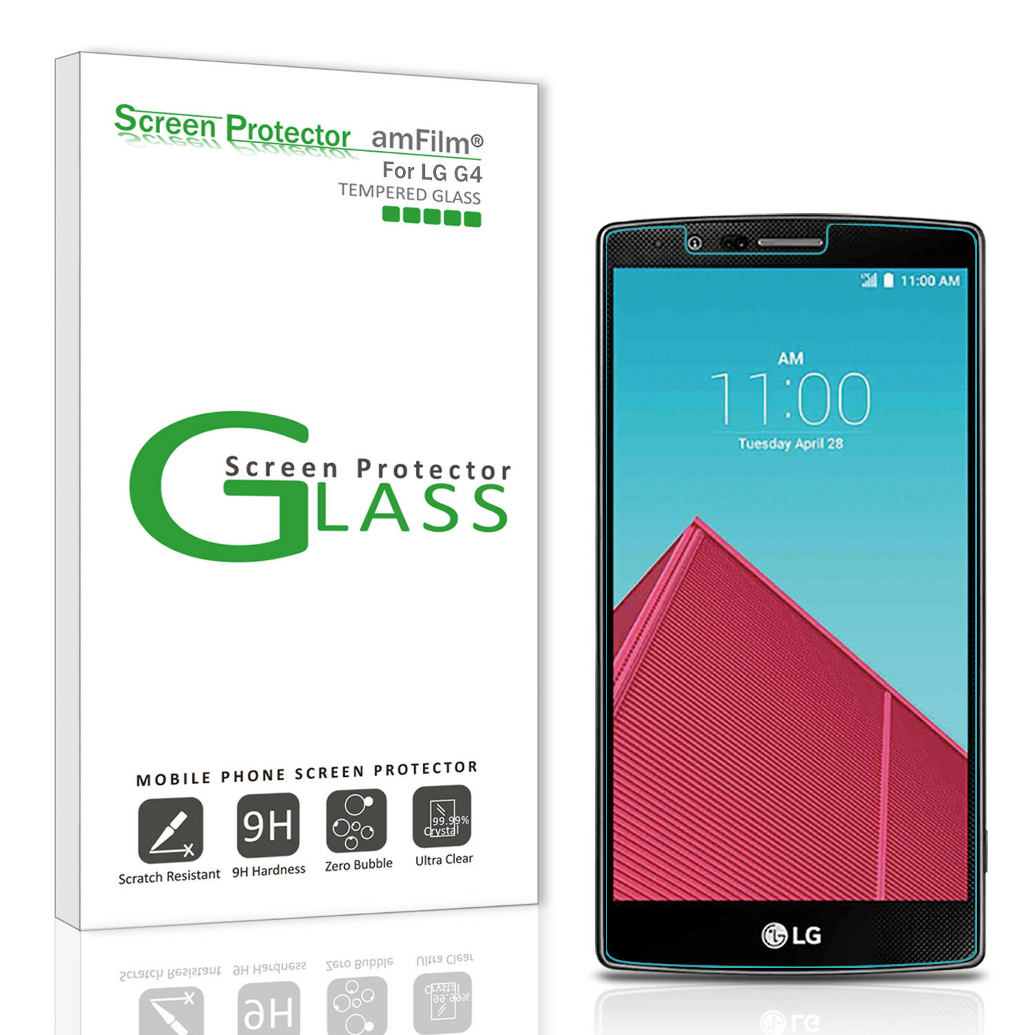 25d Clear Daftar Update Source · LG G4 amFilm Premium Tempered Glass Rounded .