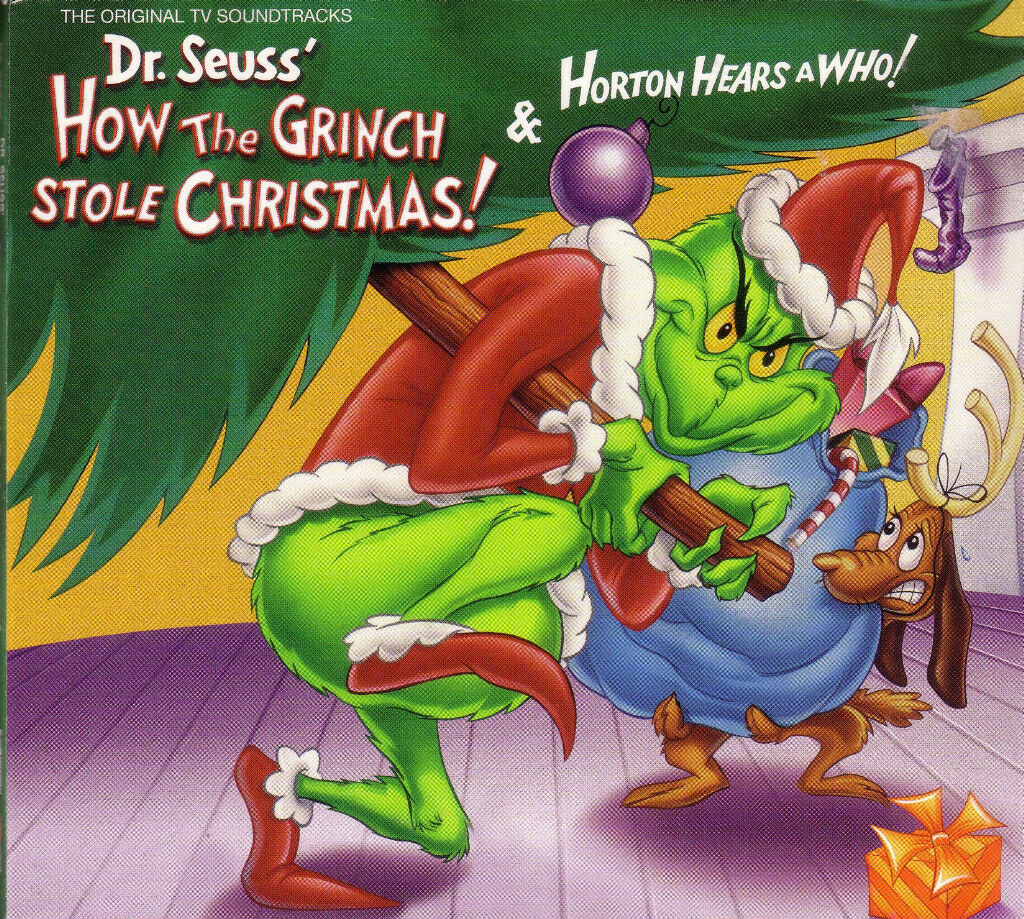 how grinch stole christmas horton hears a who digipak cd classic dr seus 1 of 1only 1 available - How Grinch Stole Christmas