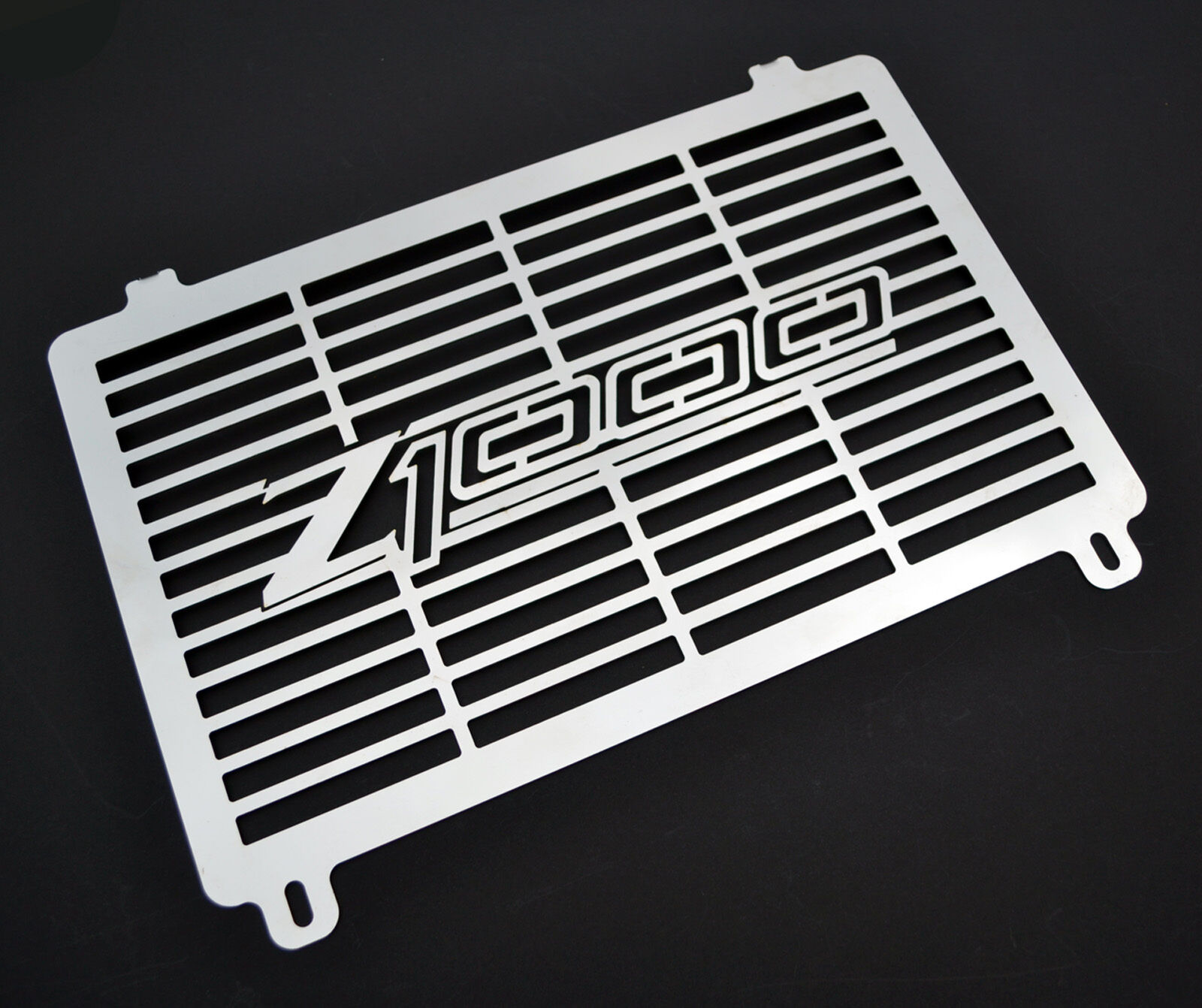 Kawasaki Z1000 (03 - 06) Stainless Steel Radiator Cover Guard Grill ...