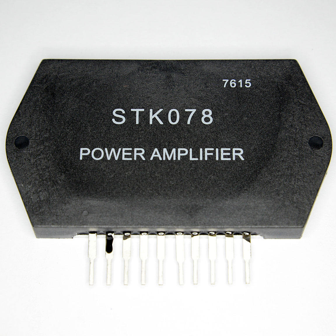 Stk078 Free Shipping Us Seller Integrated Circuit Ic Power Stereo Lm380 25 Watt Amplifier 1 Of 1free