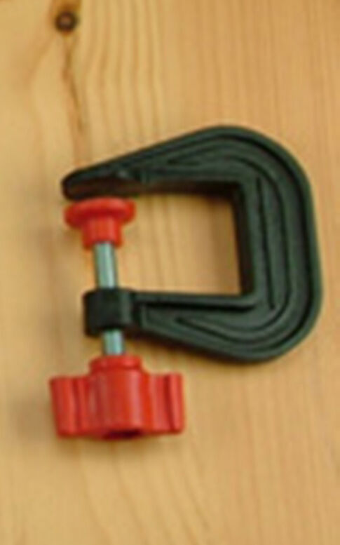 Modelcraft PCL3025 - Hobby/Model Makers Plastic 25mm G Clamp - 1st Class Post