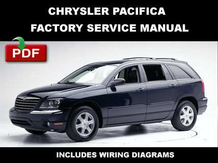 chrysler pacifica 2004 2005 2006 2007 2008 factory oem. Black Bedroom Furniture Sets. Home Design Ideas