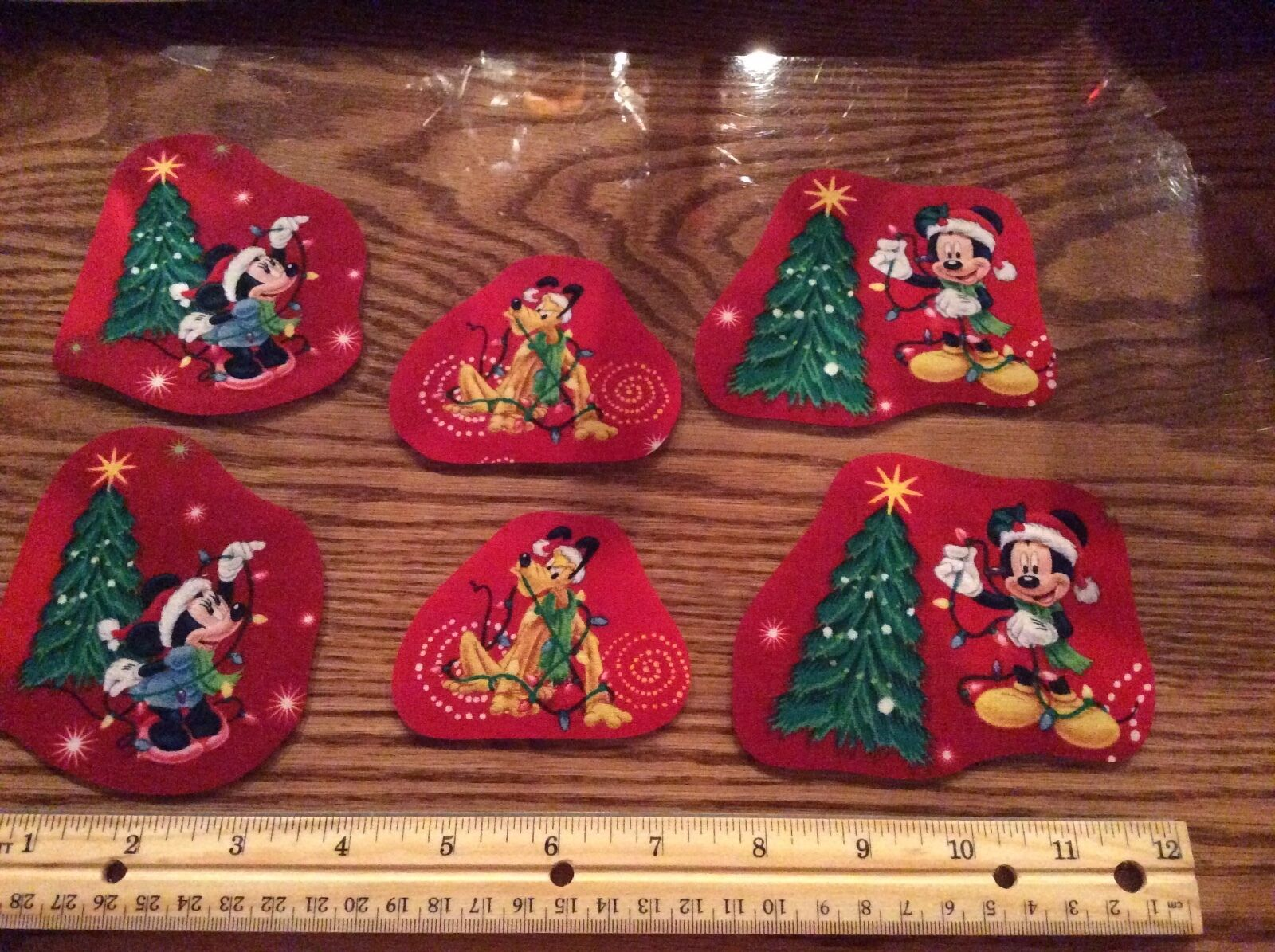 1 of 3 see more - Disney Christmas Fabric