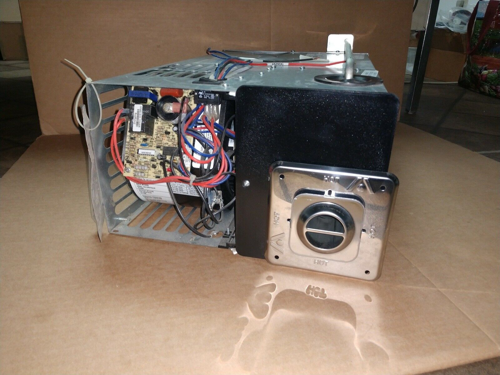 Atwood RV Trailer Furnace Heater 30483 16,000 BTU Hydro Flame AFSD16121_A 1  of 11Only 4 available See More