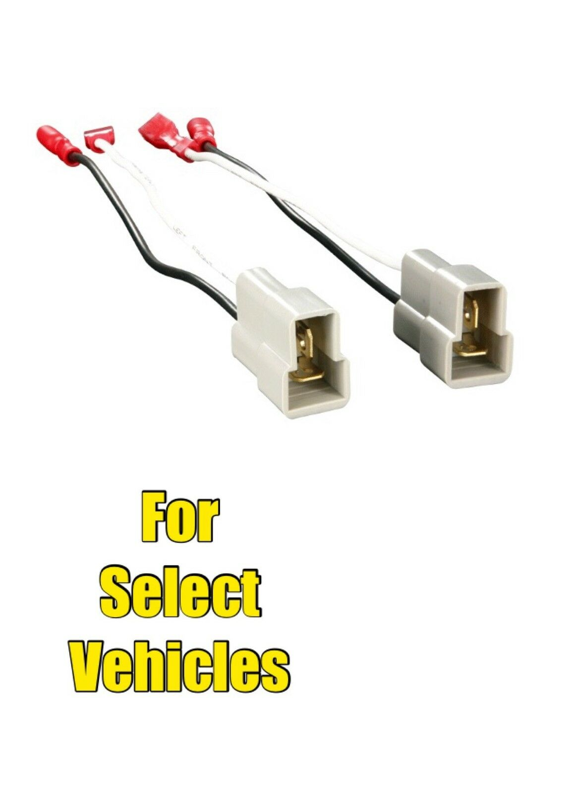 Car Radio Speaker Connection Replacement Wire Harness Adapters select  Vehicles 1 of 1 See More