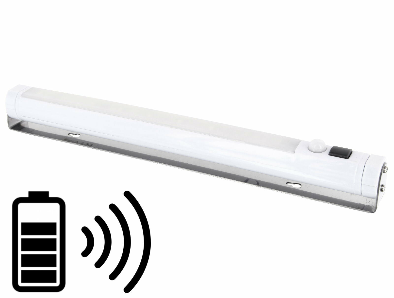 led leuchte mit bewegungsmelder schwenkbar 360 batterie. Black Bedroom Furniture Sets. Home Design Ideas