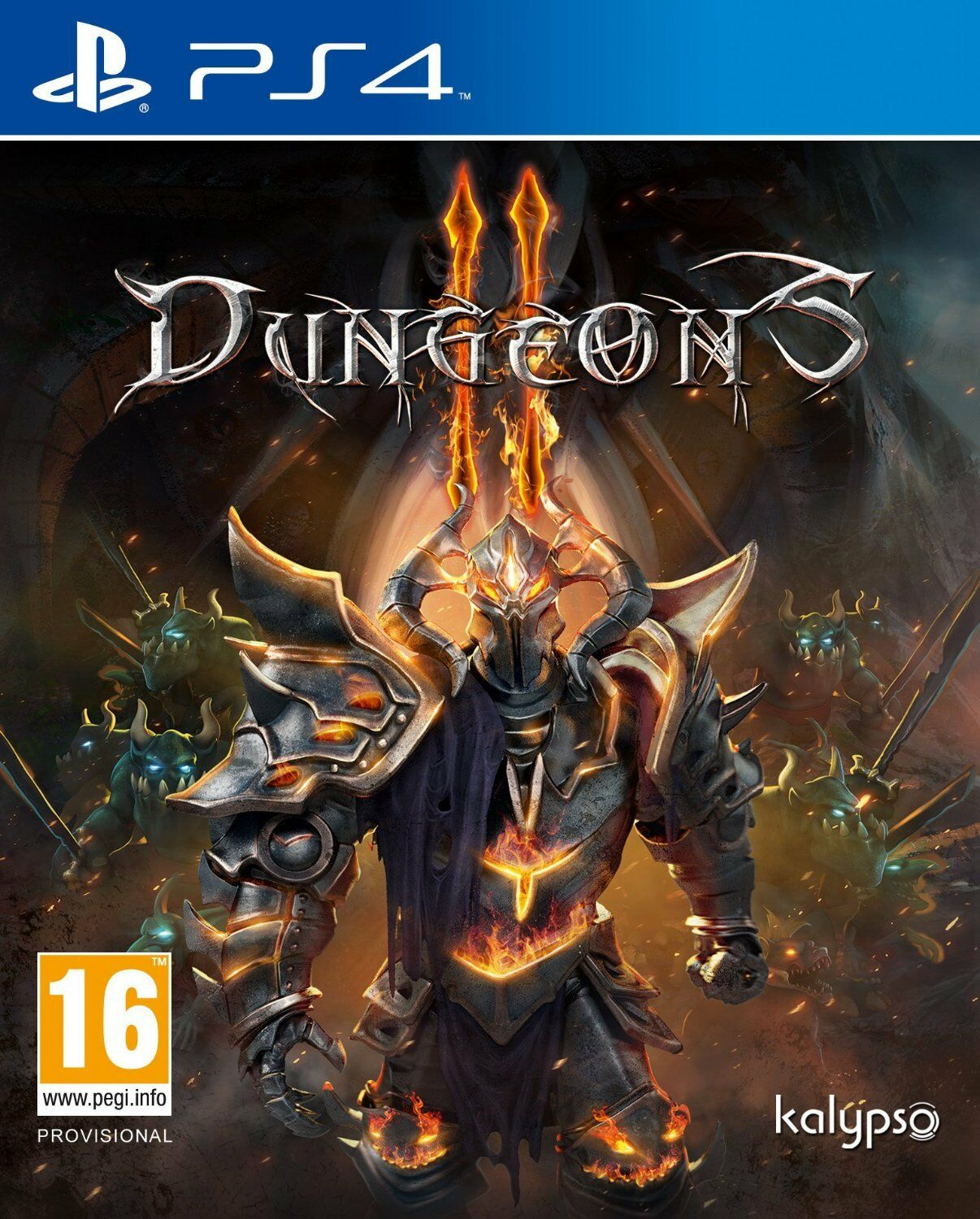 Dungeons 2 Ps4 Brand New Sealed Playstation 4 1695 Picclick Uk Sony Super Dungeon Bros 1 Of 1free Shipping