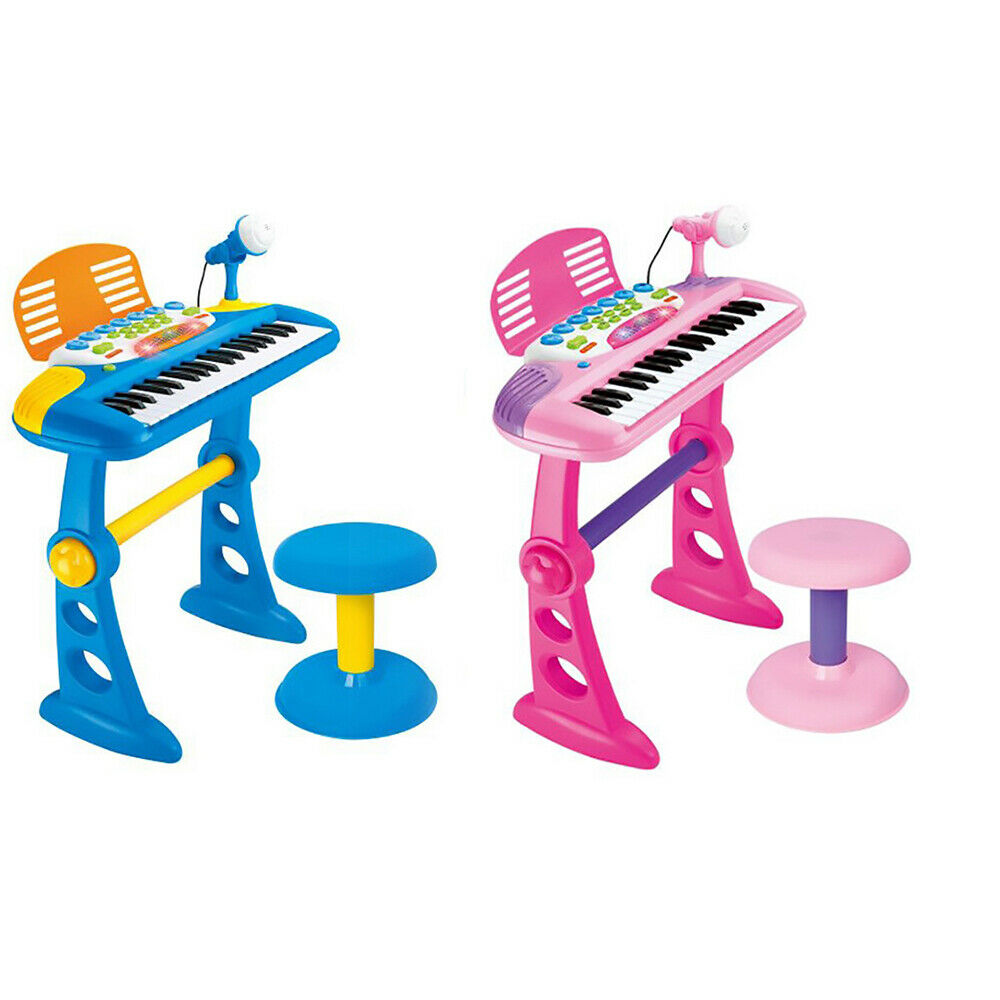 37 Key Kids Electronic Keyboard Piano Organ Toy With