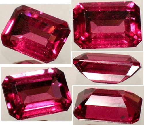 """19thC Antique 1¼ct Handcrafted Norwegian Rhodolite Bohemian Gypsy """"Cape Ruby"""""""
