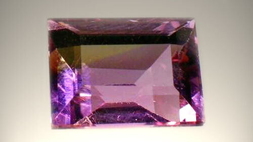 19thC Antique 2ct Ametrine Ancient Persia Rome Greece Gem from India Camel Route