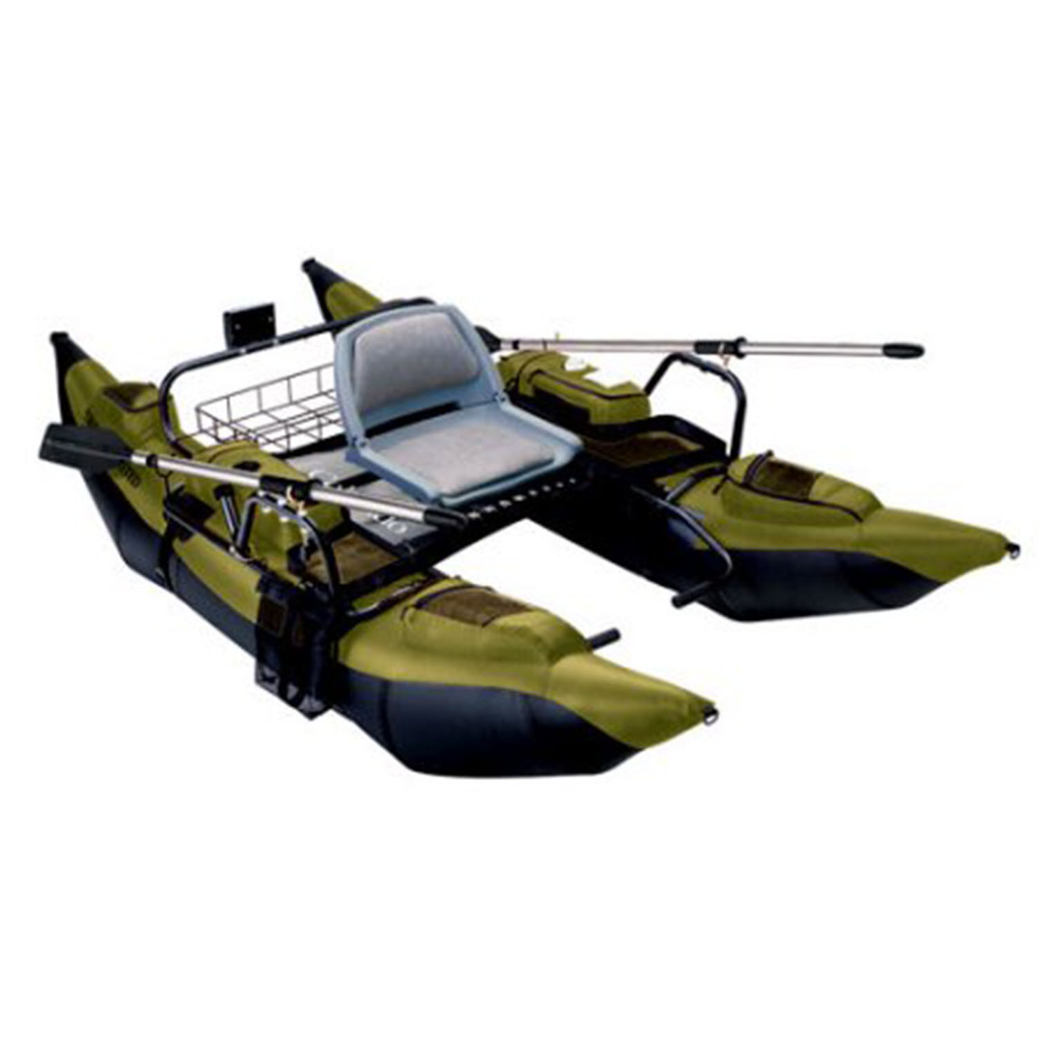 Classic accessories colorado 1 man pontoon fishing boat for One man fishing boat