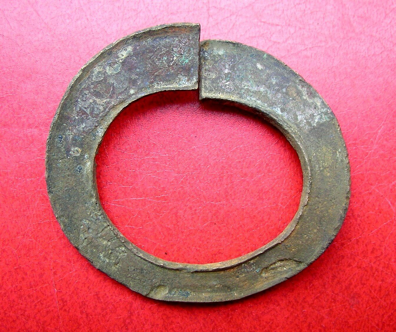 Ancient Viking Warrior's Bronze Bracelet RARE!!!