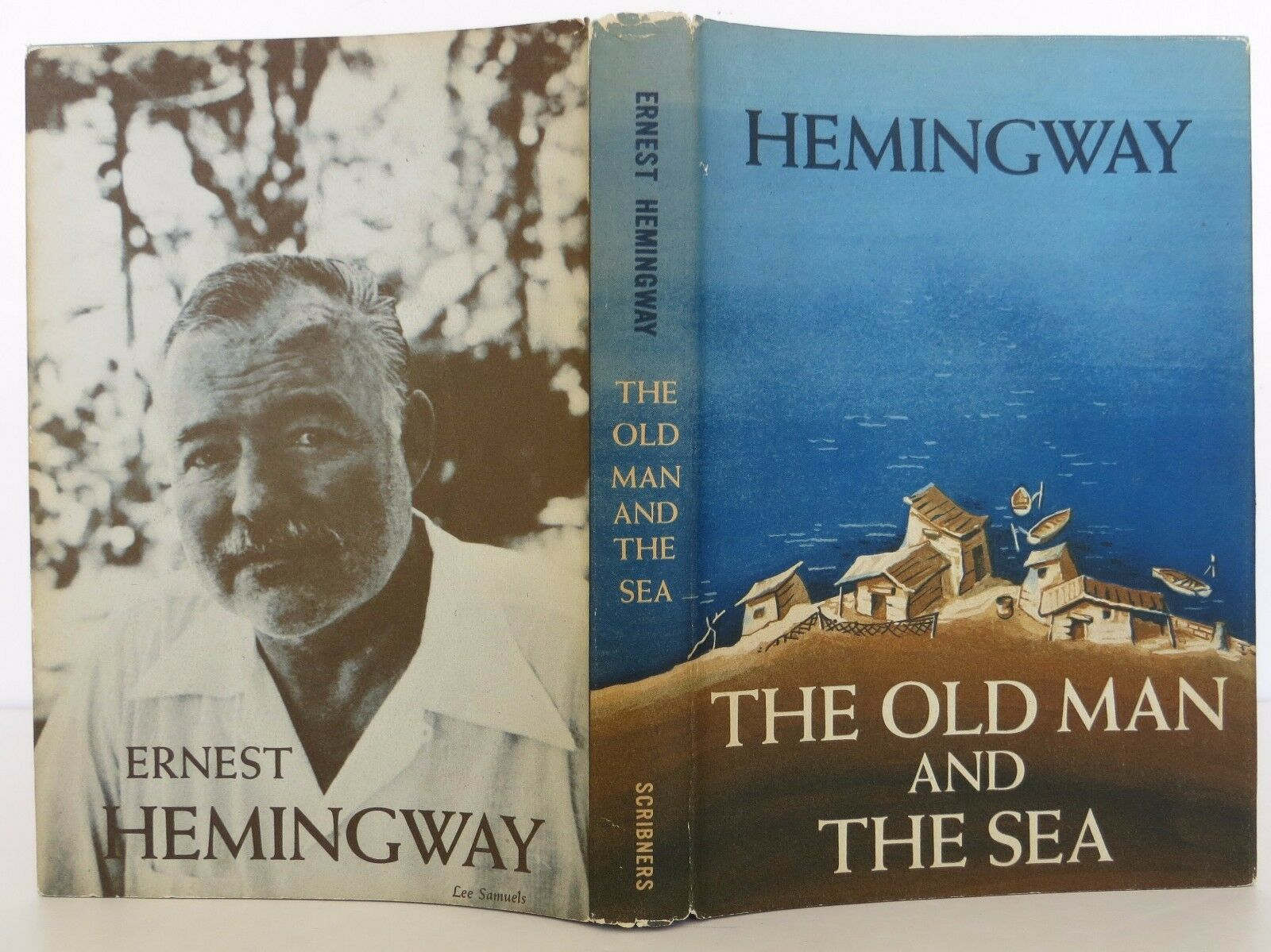 santiago as a christ figure in old man and the sea by ernest hemingway Santiago as a chirst figure  topics: jesus santiago as a christ figure but it is clearly predominant in ernest hemingway's old man and the sea.