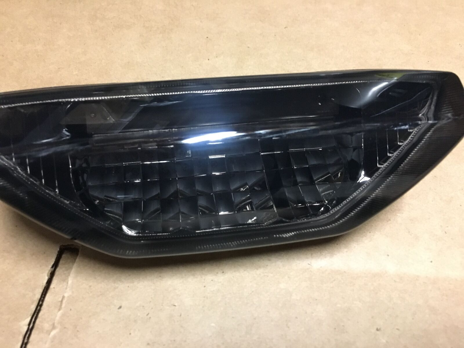 08 14 Honda Trx400ex Trx400x New Black Led Tail Light Assembly 400ex Wiring Harness Smoked 1 Of 1only Available See More
