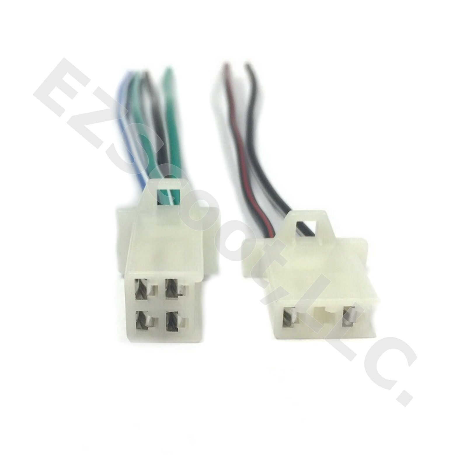 Cable Wire Harness Adapter Cdi Gy6 4 Stroke 50 150cc Scooter Moped Wiring Atv Tao 1 Of 6