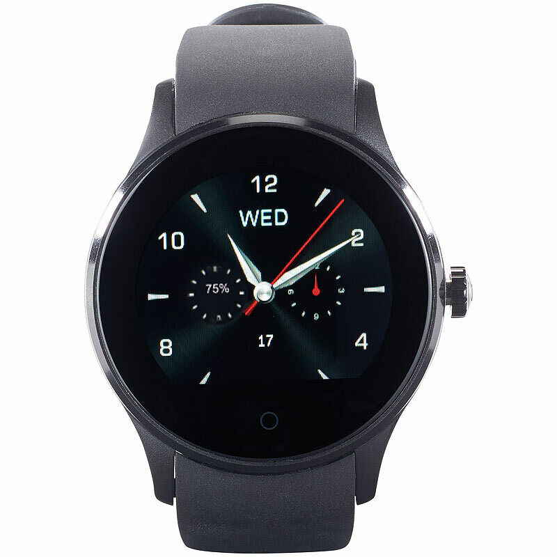 handy uhr smartwatch f r ios android mit bluetooth herzfrequenz eur 99 90 picclick de. Black Bedroom Furniture Sets. Home Design Ideas