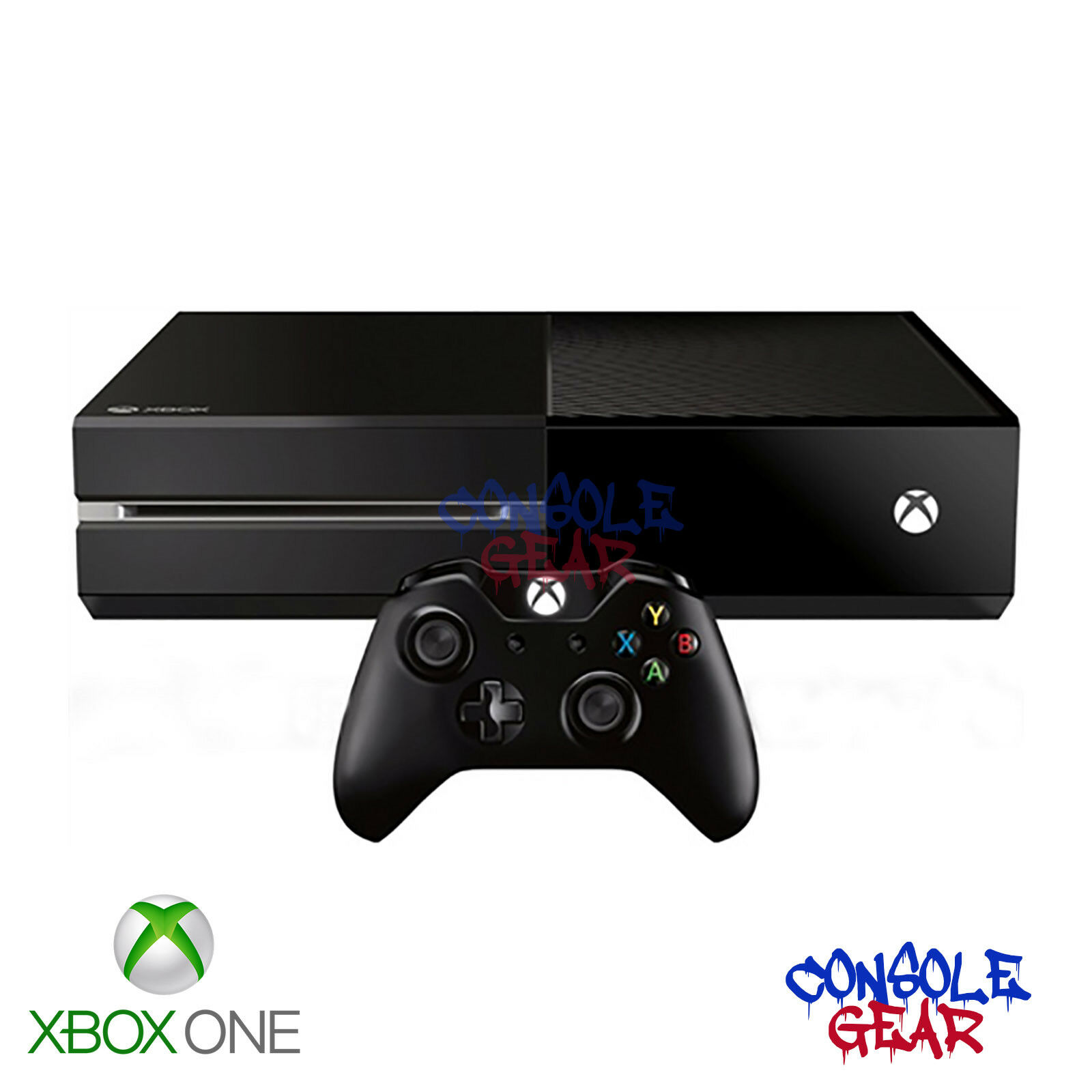 xbox one 500gb console complete setup eur 159 01. Black Bedroom Furniture Sets. Home Design Ideas