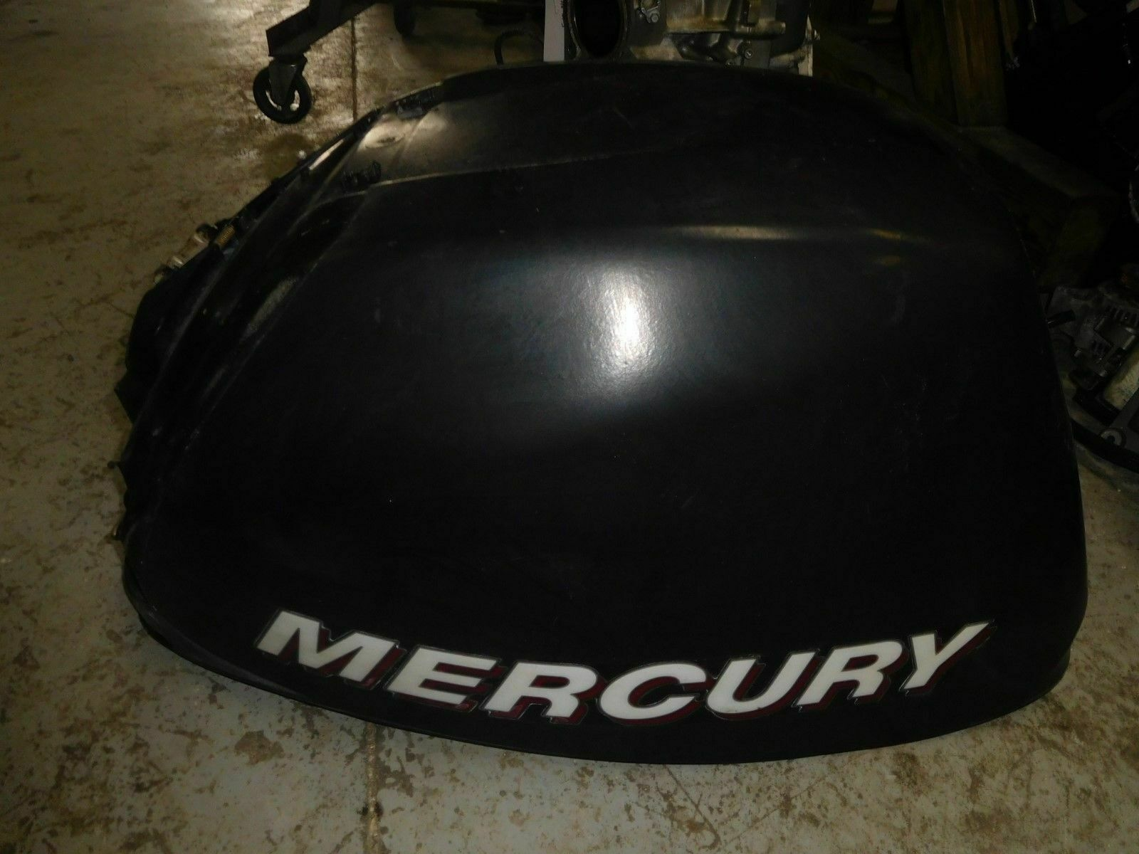 2006 Mercury Verado 275hp Cxlver Outboard 1b428456 Top Cowling Wiring Harness 1 Of 6only Available