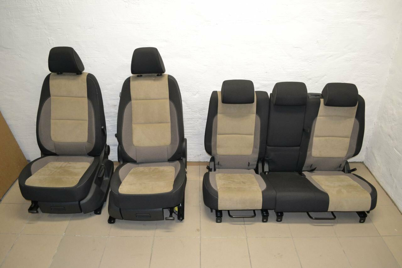 original vw tiguan sitzausstattung sitze alcantara stoff. Black Bedroom Furniture Sets. Home Design Ideas