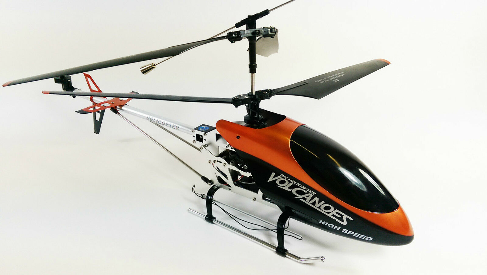 9053 large volitation helicopter control syma gyro double for Helicoptere syma